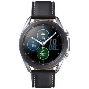ساعة سامسونج جالاكسي 3 ذكية (41MM) فضي
