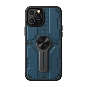 Nillkin Medley Hard Case for Apple iPhone 12 Pro Max – Blue