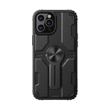 Nillkin Medley Hard Case for Apple iPhone 12 Pro Max – Black