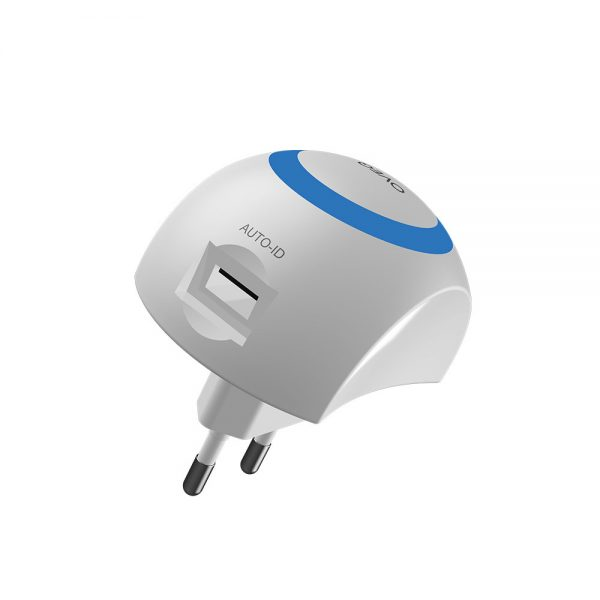 Home charger Ripple series R5 Dual Auto ID Charger + LED light