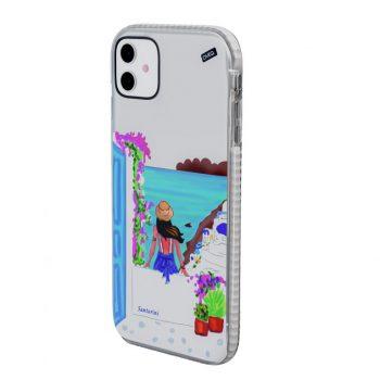 iPhone Cover Santorini Elegance Design