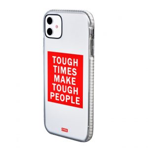 جراب أيفون تصميم Tough Time أنيق