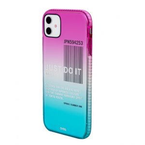 iPhone Cover Just Do It Elegance Design