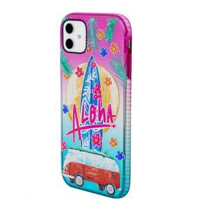 جراب أيفون تصميم Aloha أنيق