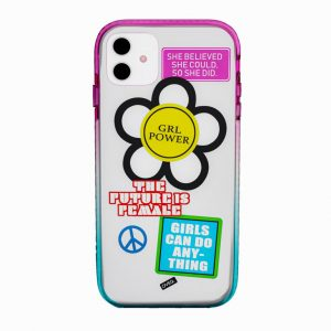 iPhone Cover Girls Can Do It Elegance Design