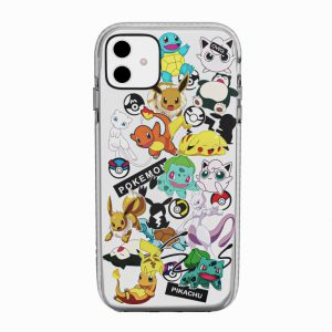 iPhone Cover Pokémon Elegance Design