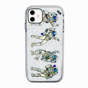 iPhone Cover Astronaut Elegance Design