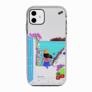 iPhone Cover Santorini Elegance Design
