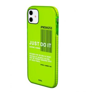 iPhone Cover Calm & Do It Elegance Design