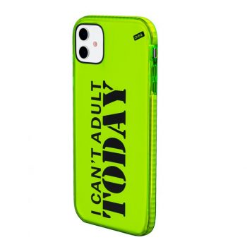 iPhone Cover Can't Be Adult Elegance Design