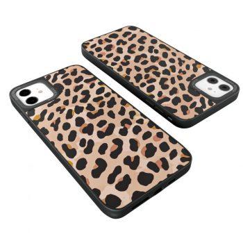 iPhone Cover Tiger Glassy Design