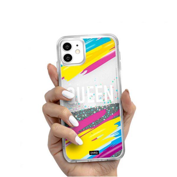 iPhone Cover Queen Design
