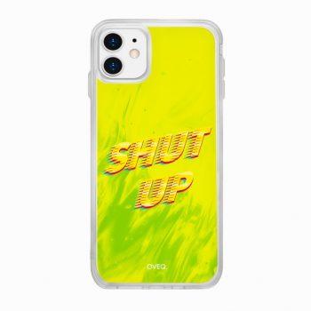 iPhone Cover Shut-Up Glow Design