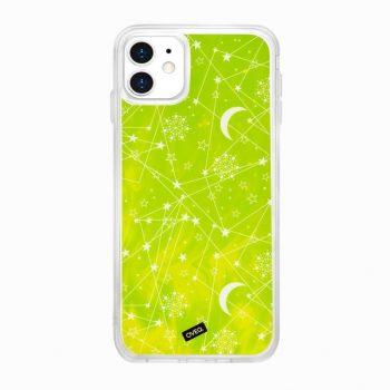 iPhone Cover Stars Glow Design