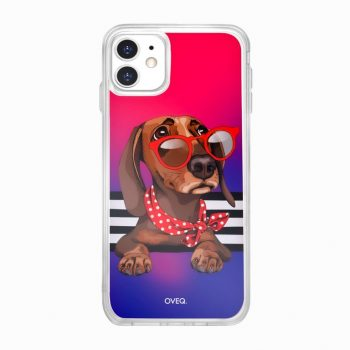 iPhone Cover Snoop Dog Glow Design