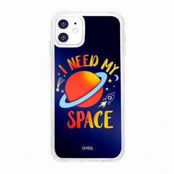 جراب أيفون تصميم My Space لامع