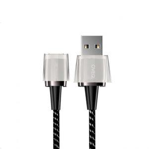 كابل شحن USB ثلاثي مغناطيسي