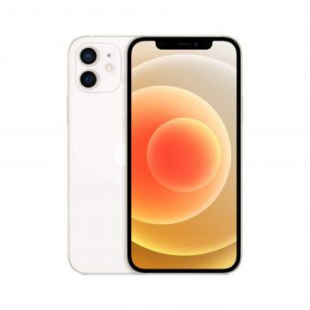 Apple iPhone 12 - White - 128GB -Single SIM