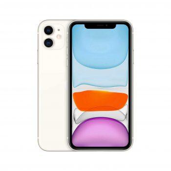Apple iPhone 11 [Slim Box] - White - 128GB - Single SIM