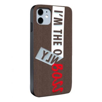 iPhone Cover I'm The Boss Woody...