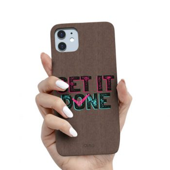 iPhone Cover Get It Done Woody Design