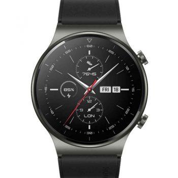 ساعة هواوى الذكية GT2 Pro – Black