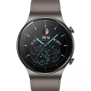 ساعة هواوى الذكية GT2 Pro – Gray