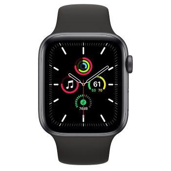 Apple Watch SE Aluminum Case 44mm GPS – Space Gray