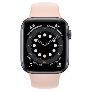Apple Watch Series 6 Aluminum Case 44mm GPS – Pink