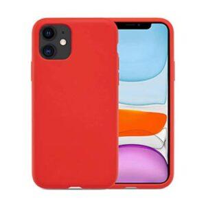 جراب Recci Mousse لأيفون 11 – iPhone 11 Pro Max, أحمر
