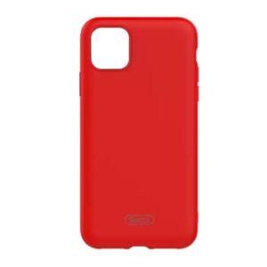 جراب Recci Mousse لأيفون 11 – iPhone 11, أحمر