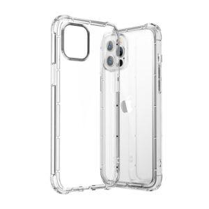 Joyroom Crystal Clear Soft Case for iPhone 12