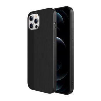 Joyroom Silicone Case For iPhone 12 – Black