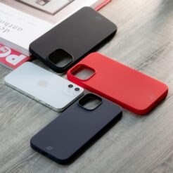 Momax Silicone Case (Anti-Bacterial) for iPhone...