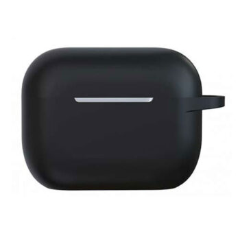 Silicone Case Suit For Airpods Pro – Black