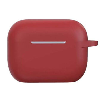Silicone Case Suit For Airpods Pro – Red