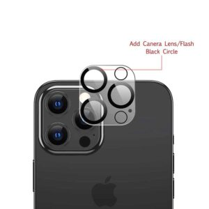 Camera Lens Glass for iPhone 12